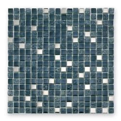 Bärwolf GL-2495 mozaika szkło / marmur / metal 29,8 x 29,8 cm