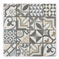 Bärwolf KEG-14070 mozaika gresowa patchwork 31,8 x 31,8 cm