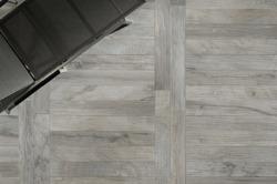 Edimax Wood Ker W_GREY- płytki drewnopodobne, gresowe 14,4 x 100 cm
