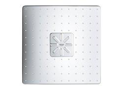 Grohe Rainshower 310 SmartActive Cube deszczownica ścienna kwadratowa chrom