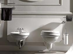 Kerasan Retro - miska WC podwieszana