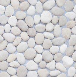 PM-0005 mozaika kamienna z otoczaków 30 x 30 cm