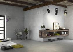 Saloni Intro Motion Gris - płytka ścienna 30 x 90 cm